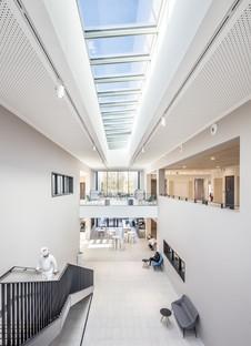 L'École Ducasse - Paris Campus est signée Arte Charpentier