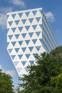 Le cabinet Xaveer De Geyter signe le siège administratif de la Province d'Anvers