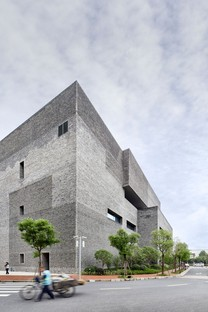 Neri&Hu signe Schindler City, le siège des bureaux Schindler à Jiading (Shanghai)