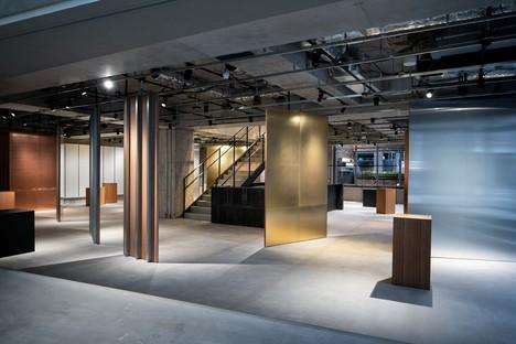 The Playhouse de Pan-Projects : un projet de restructuration dans le quartier de la mode d'Aoyama à Tokyo