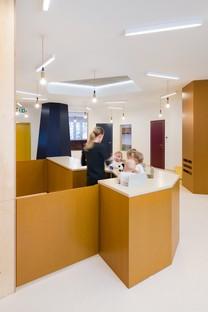 No Architects : rénovation de la crèche Malvína à Karlín