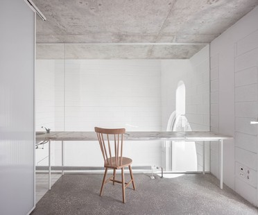 Le cabinet Bureau signe la maison d'architecte Dodged House à Lisbonne