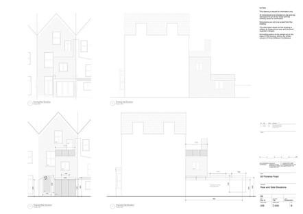 L'architecte Amos Goldreich signe l'extension d'une « maison pour jardinier » à Stroud Green (Londres)