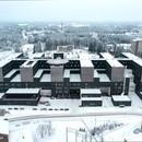 JKMM signe l'hôpital Nova à Jyväskylä : la ville de la santé