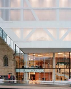 Hassell réalise le Geelong Arts Centre (État de Victoria, Australie)