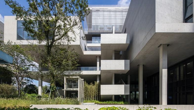 Vector Architects: Shenzhen Pingshan Art Museum