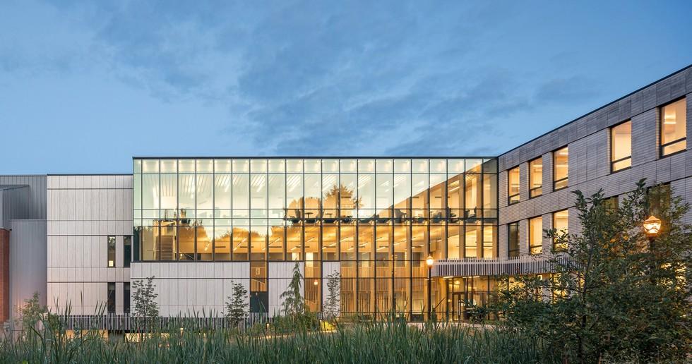 Michael Green architecture pour la faculté des sciences forestières de la Oregon State University