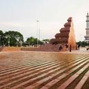 SHAU: Place Alun-alun Kejaksan, Cirebon, Indonésie