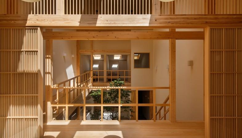 La maison de Kyoto : un projet de Joe Chikamori (07BEACH)