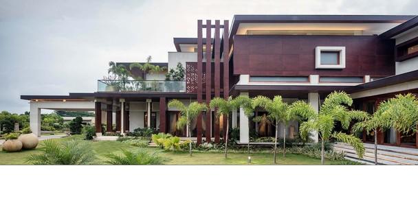 La Monsoon House de Taliesyn