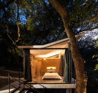 WEYES signe une maison dans les bois du Barrial à Santiago (Mexique)