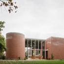 BLAF Architecten réalise une maison familiale à Malines en Région flamande