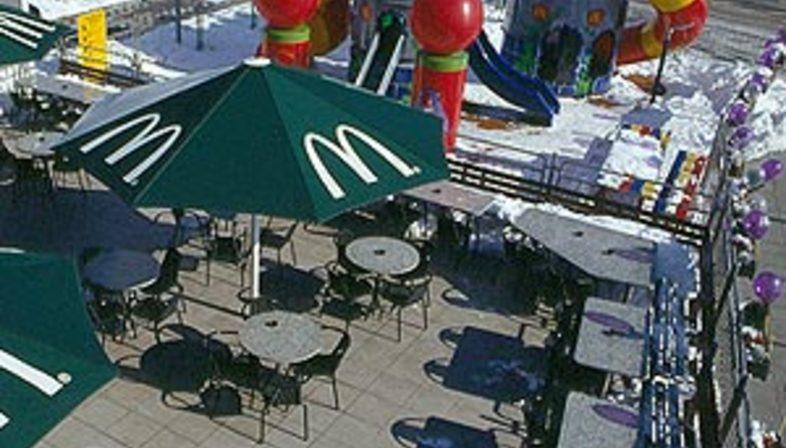 Restaurant McDonald's à Irschenberg