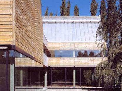 D. Chipperfield, The River & Rowing Museum d'Henley-on-Thames.