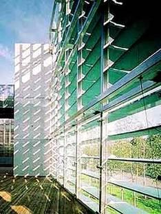 Les ambassades des pays nordiques, Berlin<br /> Berger + Parkkinen