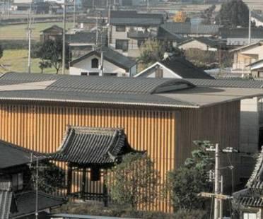 Tadao Ando<br> Temple Komyo-ji-Saijo, Ehime, Japon
