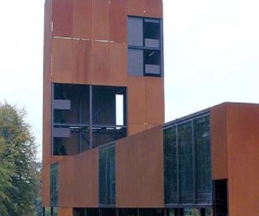 Gigon - Guyer: Musée et parc de Kalkriese en construction