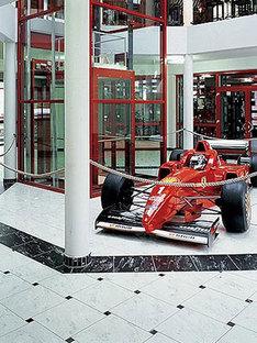 Les pistes de karts de Michael et Ralf Schumacher