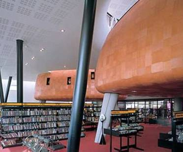 William Alsop: Peckham Library, Londres