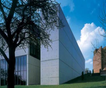 Peter Kulka: la Maison du Silence, Meschede