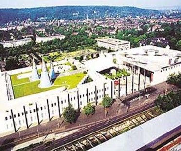 Oswald Mathias Ungers: Kunstpalast de Düsseldorf, 1995-2001