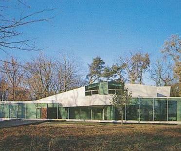 La Möbius House de UN studio, Het Gooi, Hollande (1993-1998)