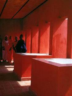 Women's Centre, Hollmén-Reuter-Sandman<br> Rufisque, Sénégal, 2001