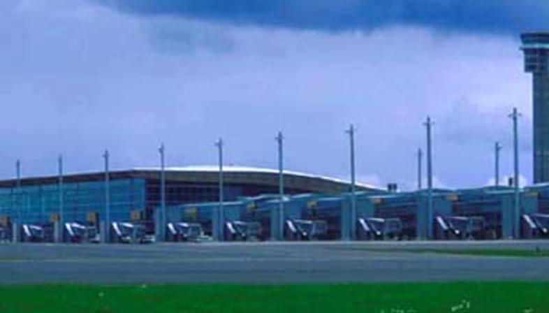 Aviaplan: aéroport de Gardermoen, Oslo, 1998