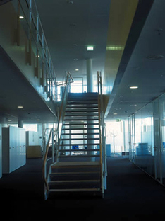 Behnisch and Partner: Norddeutsche Landesbank<br> Hanovre, Allemagne, 2002