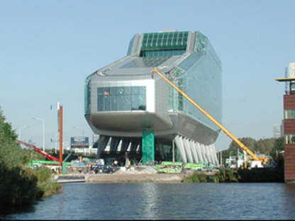 Head Office Ing Group<br> Meyer En Van Schooten Architecten, Amsterdam, 1997-2002