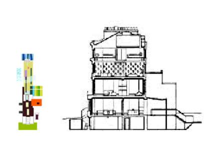 Sauerbruch Hutton Architects,<br> trois maisons à Londres