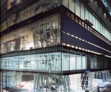 Toyo Ito<br>  La Médiathèque de Sendai, Japon
