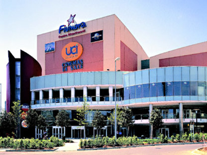 Centre commercial Fiumara