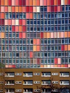 Sauerbruch - Hutton: Gsw Headquarters, Berlin, 1999