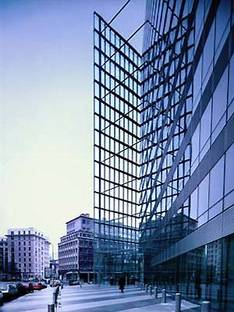Murphy, Jahn: European Union Headquarters, Bruxelles, Belgique, 1994-1998