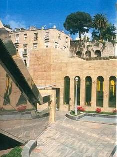 Le Métro de Naples, Gae Aulenti, Alessandro Mendini