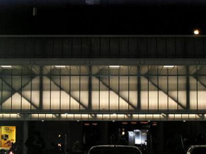 Mario Botta: la marquise TPL de Lugano, 2002