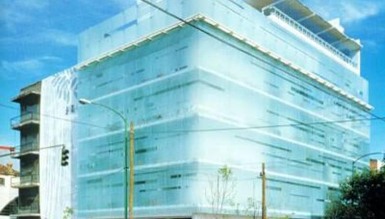 Mexico City - HOTEL HABITA- Ten Arquitectos