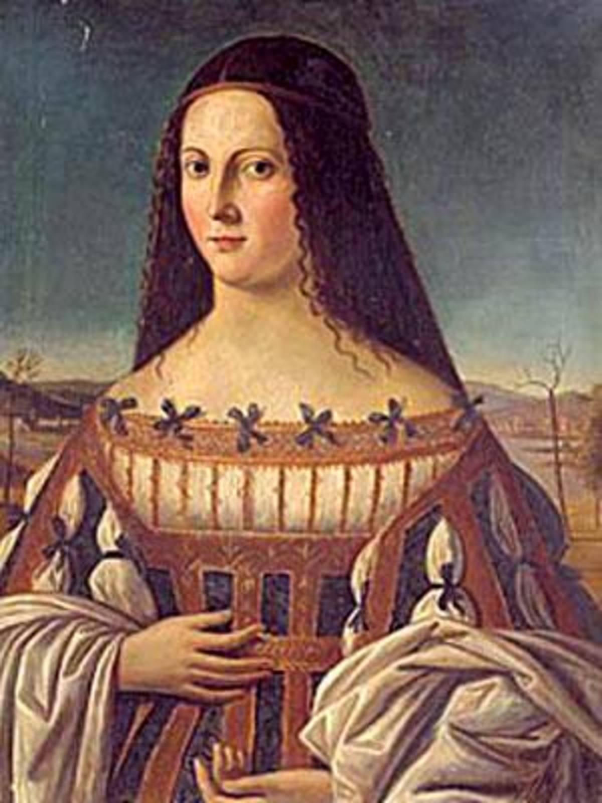 Lucrece Borgia A Ferrare | Floornature