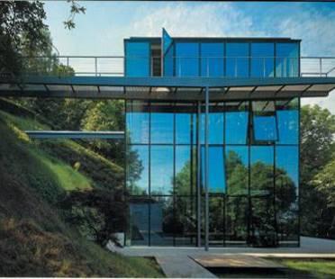 Werner Sobek: maison unifamiliale, Stuttgart, Allemagne 2000