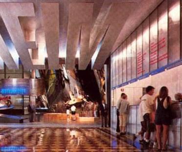 Rem Koohlaas<br> Guggenheim Las Vegas et Guggenheim Hermitage Las Vegas