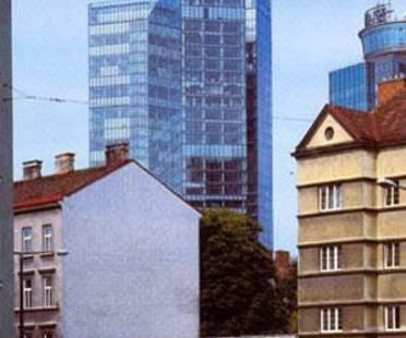 Massimiliano Fuksas : Tours Jumelles, Vienne