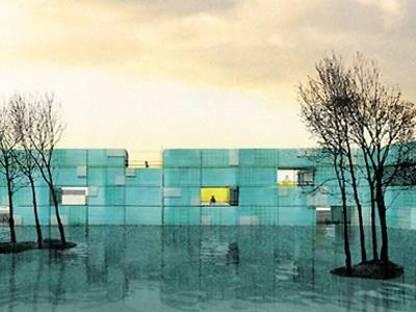 Steven Holl<br>  Complexe résidentiel Toolemburg-Zuid