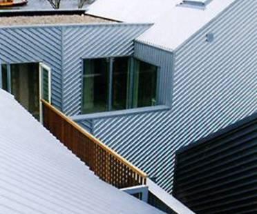 Architectenbureau Art Zaaijer Water houses, Amsterdam 2001