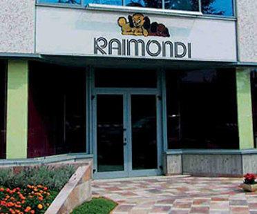 Raimondi Showroom, <br />Modène - Italie