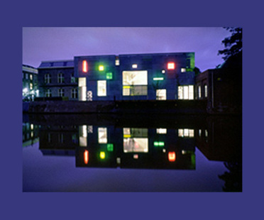 Steven Holl: bureaux pour Het Oosten, Amsterdam, 2000