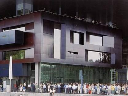 Jean Nouvel,Centre des Congrès,<br> Lucerne, Suisse