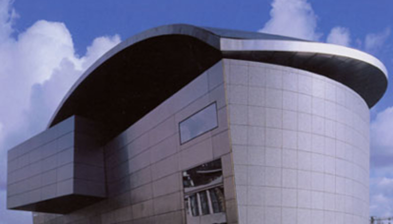 La nouvelle aile du Musée Van Gogh de Kisho Kurokawa