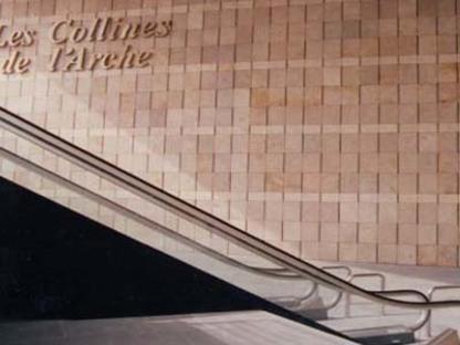 Jean-Pierre Buffi: Les Collines Nord de La Défense
