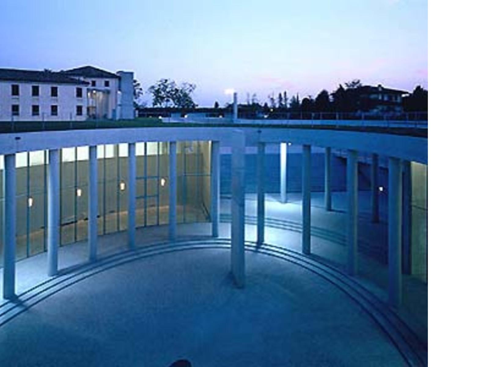 Fabrica pour benetton a trevise tadao ando floornature for Benetton vilamarina